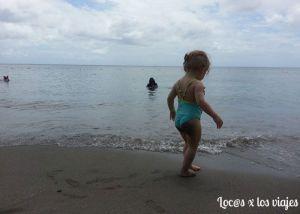 Iris en Mero Beach