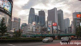 Recorriendo Tokio: Shinjuku y Shibuya