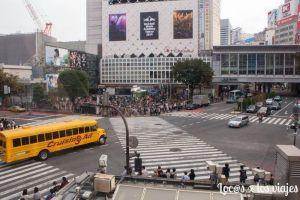 Tokio: Shibuya de día