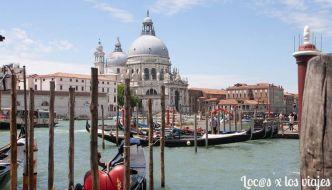 Paseando por Venecia: Dorsoduro