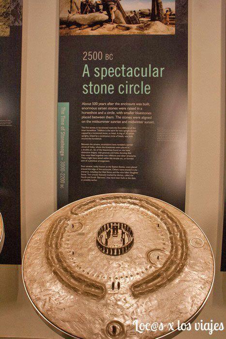 Centro de Visitantes de Stonehenge