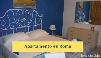 Apartamento para familias en Roma