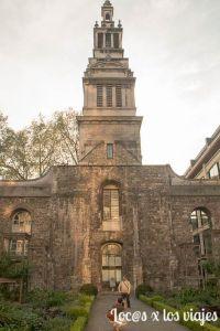 Londres macabro: Restos del Monasterio Franciscano