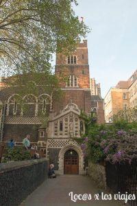 Londres Macabro: St. Bartholomew