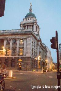 Londres Macabro: Corte de Justicia