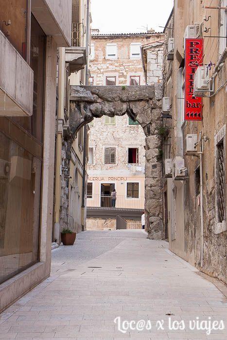 Arco Romano de Rijeka