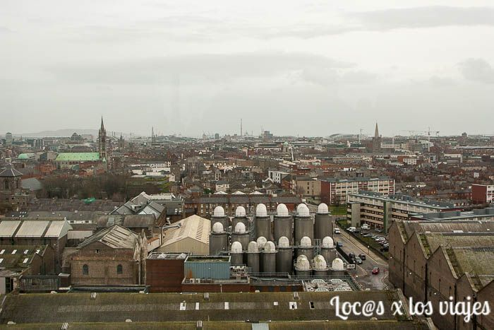 Dublin: Gravity Bar de la Guinness Storehouse