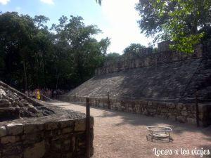 Riviera Maya: Juego de la Pelota en Cobá