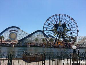 Roadtrip por la Costa Oeste: Disneyland