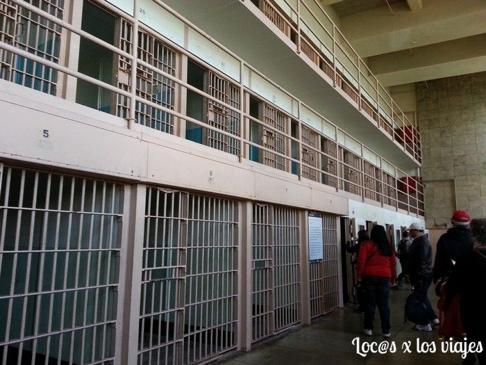 Roadtrip por la Costa Oeste: Cárcel de Alcatraz