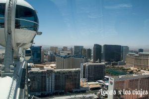 Las Vegas con niños: la noria