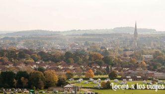 Un paseo por Salisbury y Old Sarum