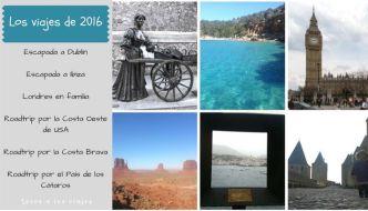 Los viajes de 2016