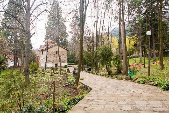 Bulgaria con niños: Iglesia de Boyana