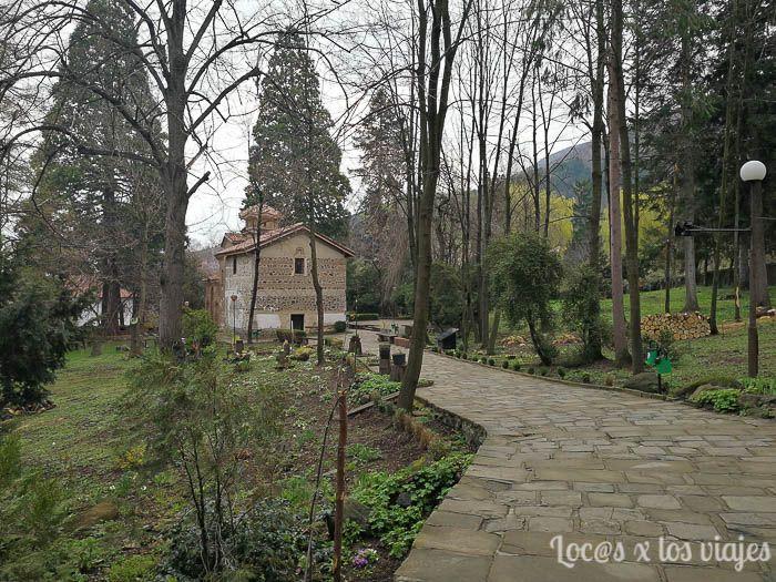 Bulgaria: Iglesia de Boyana