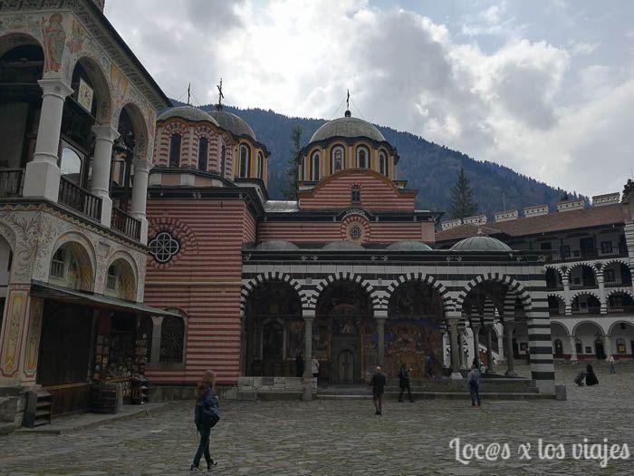Bulgaria: Monasterio de Rila