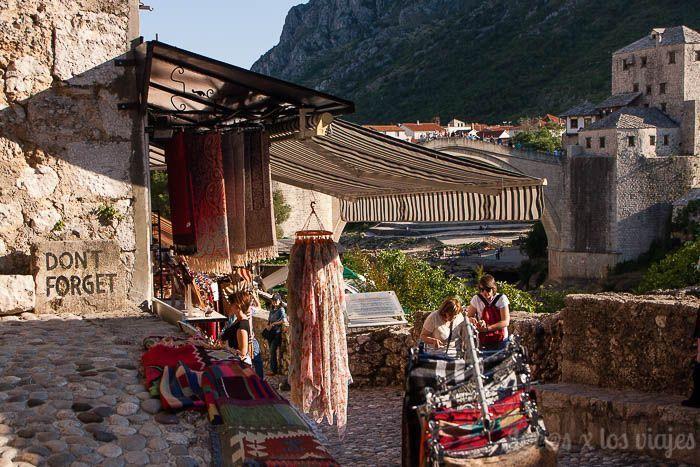 Mostar: Mezquita Karadjoz-Bey