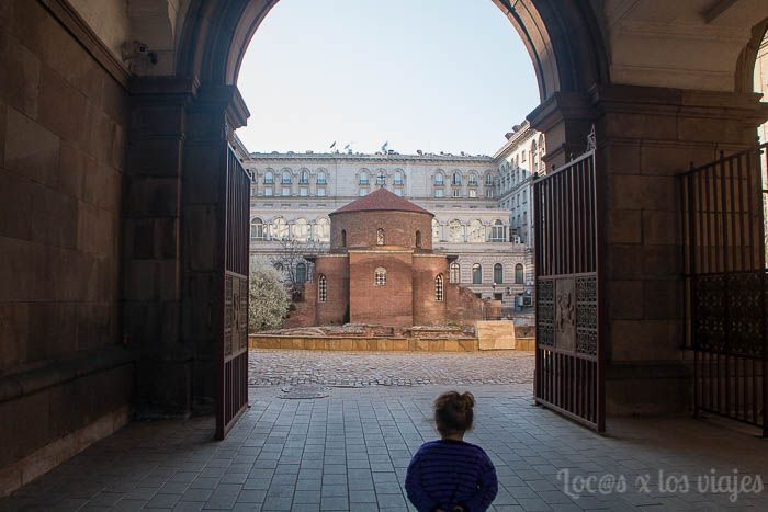 Iglesia Rotonda de San Jorge en Sofía