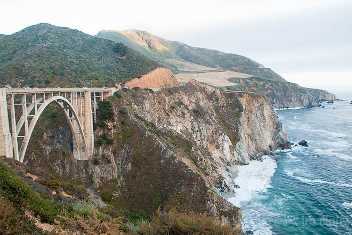 Big Sur- Bixby Creek Bridge