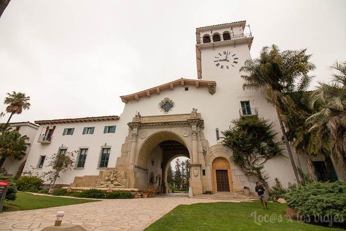 Big Sur - Palacio de Justicia de Santa Bárbara