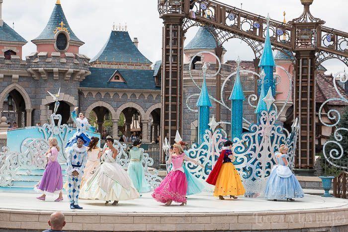 Hotel Cheyenne Disneyland Paris Fruhstuck
