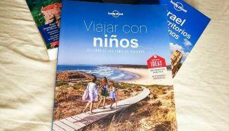 Viajar con niños, la guía para las familias viajeras
