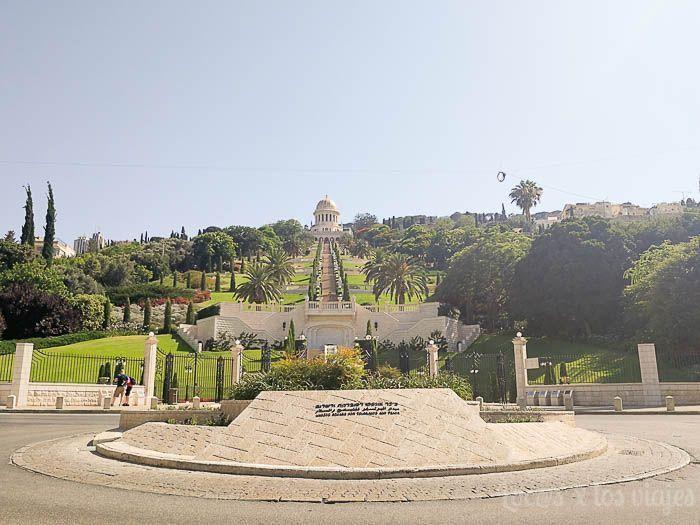 Israel con niños: Haifa
