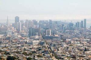 San Francisco: Mirador Twin Peaks
