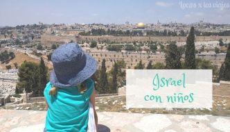 Israel con niños