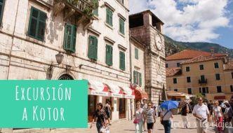 Excursión a Kotor desde Dubrovnik