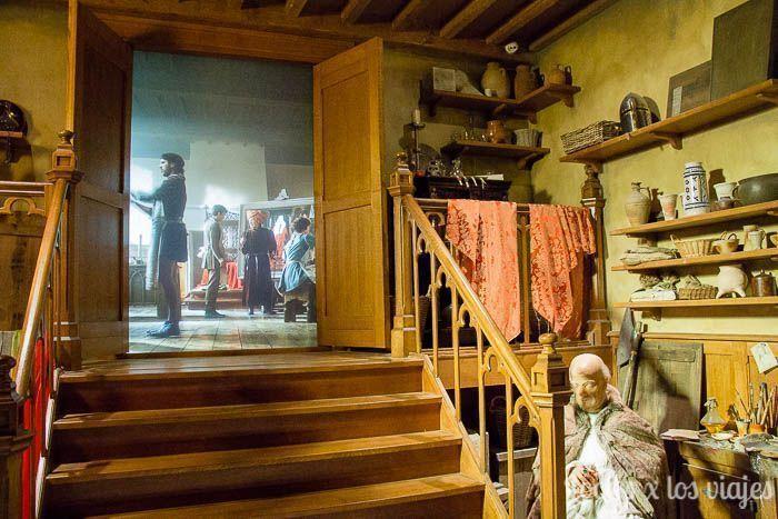 Flandes con niños: en el Historium