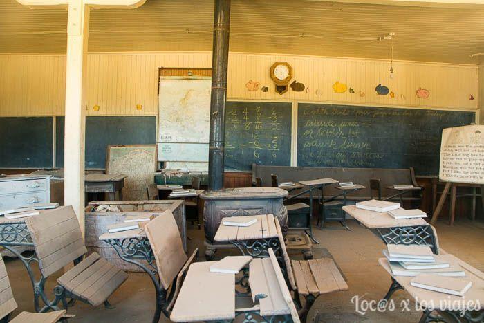 Escuela de Bodie