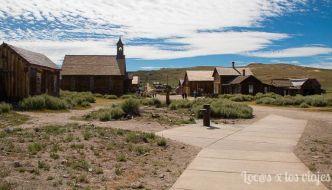 Visita al pueblo fantasma de Bodie y Mono Lake