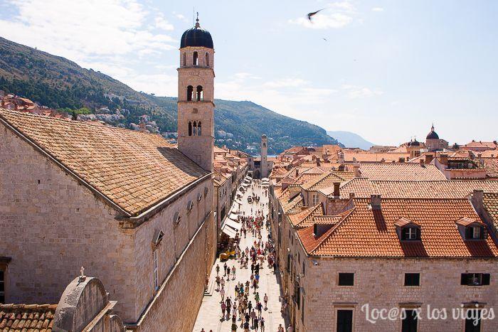 Dubrovnik: Stradum