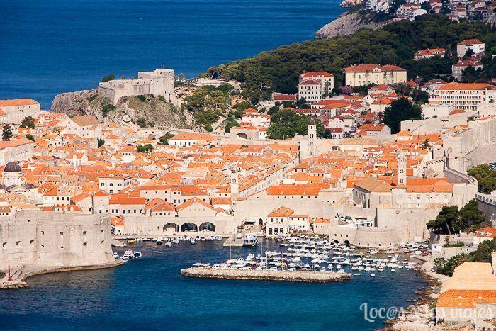 Puerto Viejo de Dubrovnik