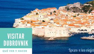 Qué ver en Dubrovnik en un día