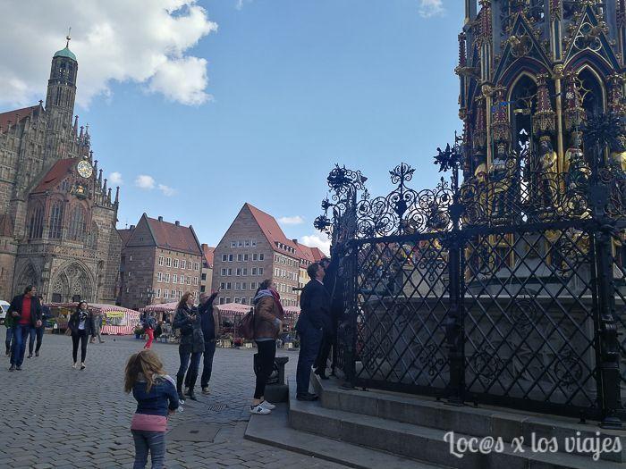 Nuremberg con niños