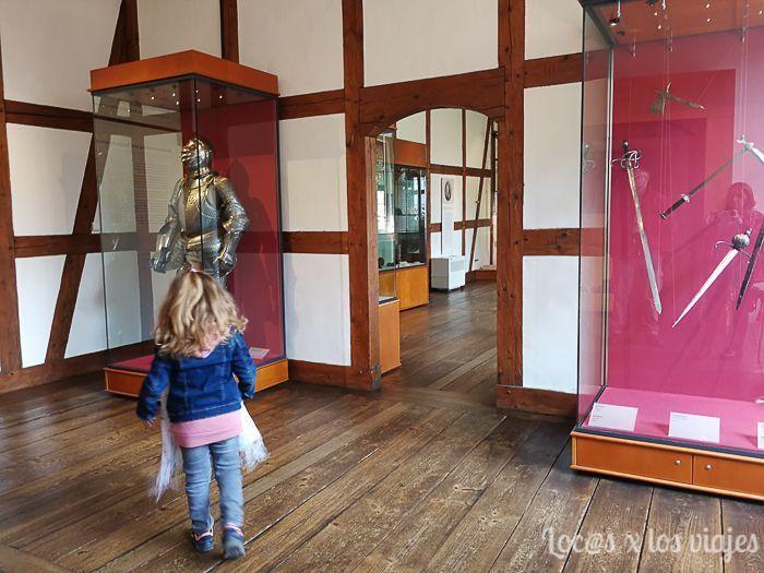 Nuremberg con niños: En el Castillo Imperial
