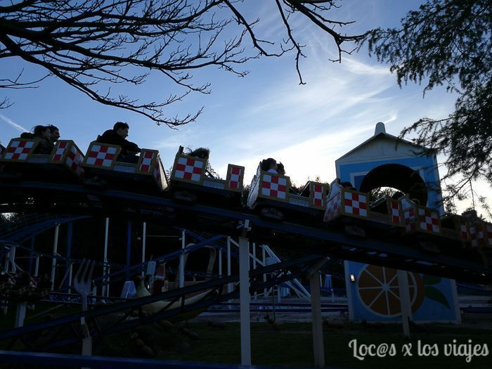 Parque Warner: Tom y Jerry