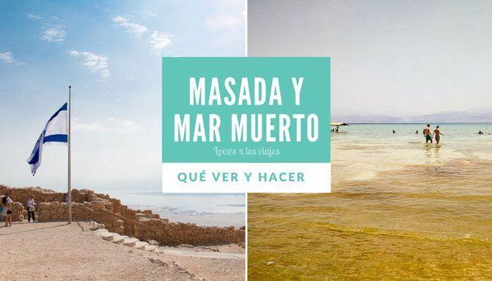 Visita a Masada y Mar Muerto con niños