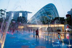 Singapur con niños: Children Garden
