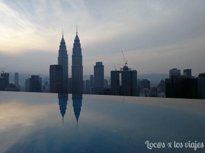 Torres Petronas - Kuala Lumpur - Malasia