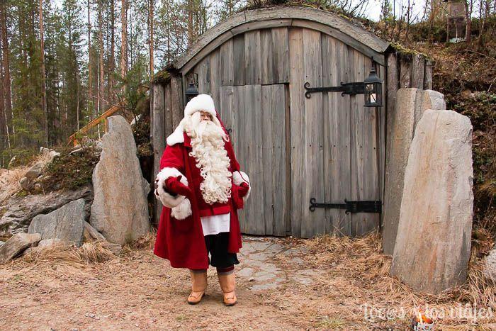 Papá Noel en Joulukka