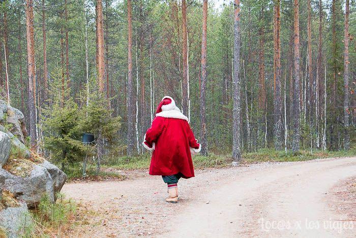Papá-Noel-Laponia-12 Laponia con niños: Dónde conocer a Papá Noel