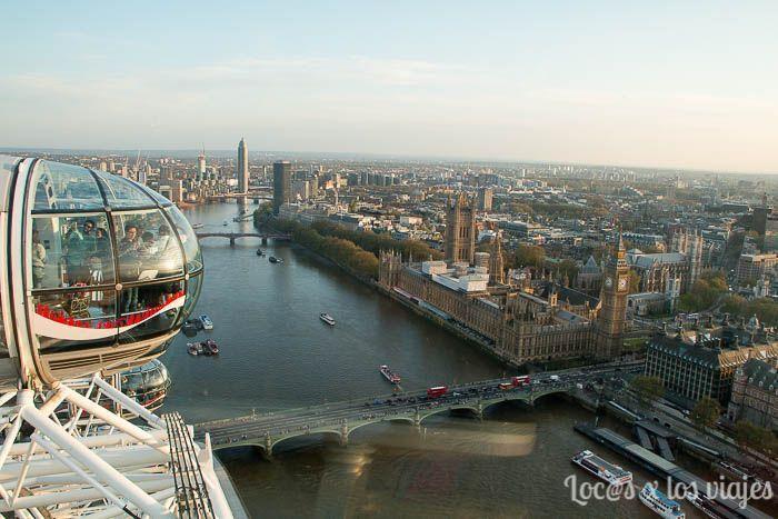 Londres desde London Eye