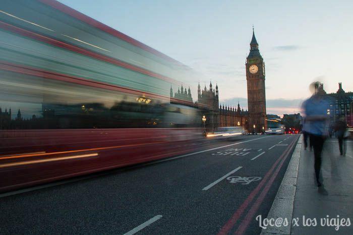 Elisabeth Tower o más conocido como Big Ben