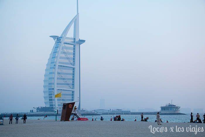 Dubai: Playa Umm Suqeim