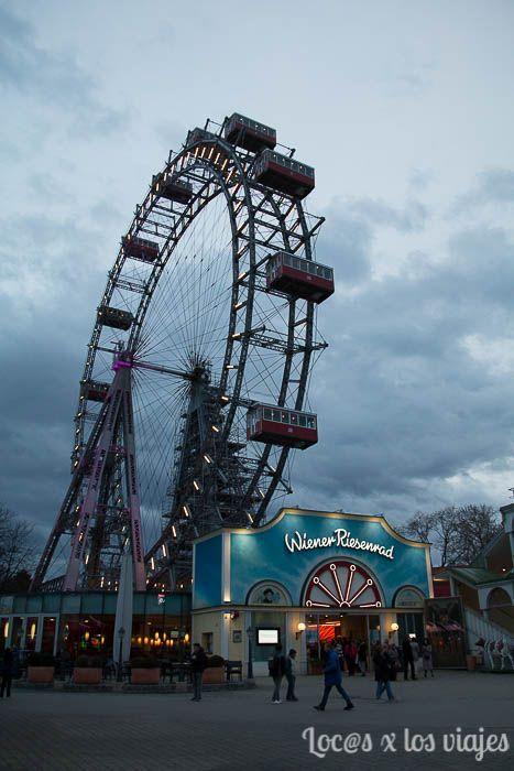 Viena: Riesenrad