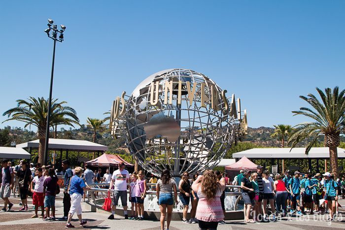 Los Angeles: Universal Studios