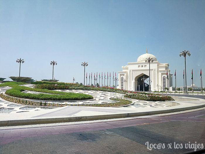 Abu Dhabi en dos días: Qasr Al Watan